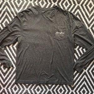 Lauren James Long Sleeve Tee Shirt. Size Large.